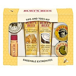 Burt's bees - Tips n Toes Hands & Feet Kit Gift Set