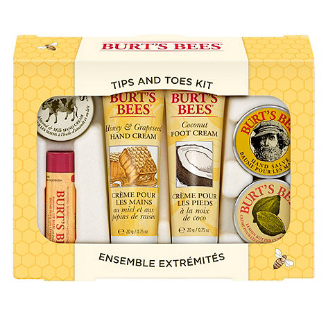 Burt+s bees - Tips n Toes Hands & Feet Kit Gift Set