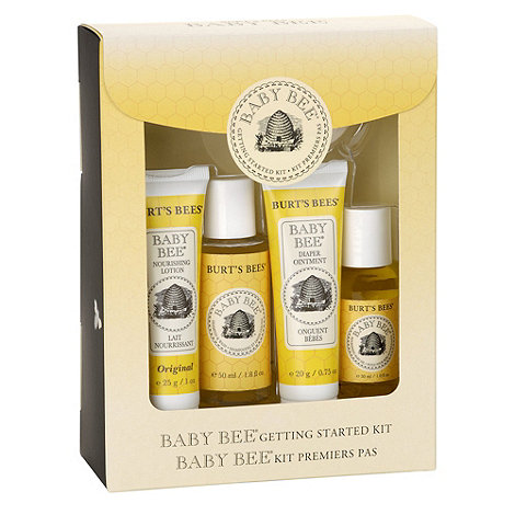 Burt+s bees - Baby Bee Getting Started Kit