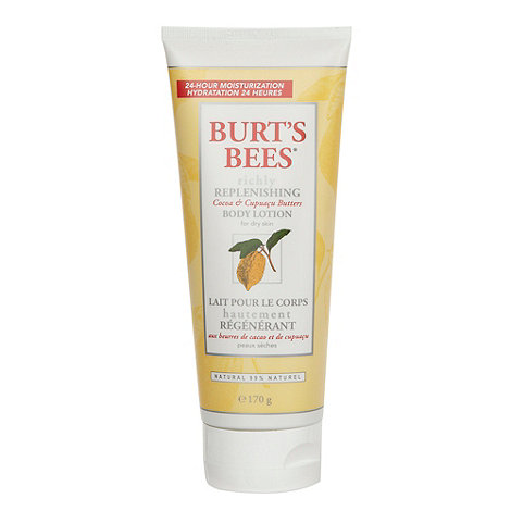 Burt+s bees - +Cocoa And Cupua×u Butter+ body lotion 170g