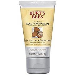 Burt's bees - Shea Butter Hand Crème (Purse Size) 50g