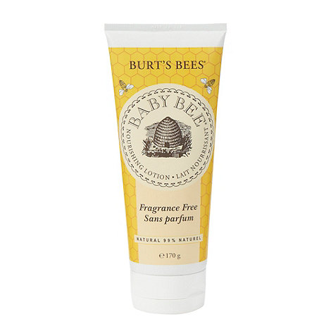 Burt+s bees - Baby Bee Fragrance Free Lotion 170g