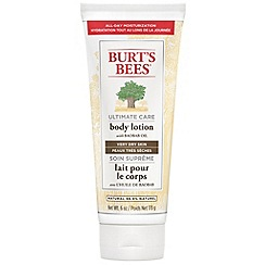 Burt's bees - Ultimate Care Natural Body Lotion 170g