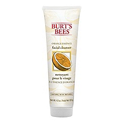 Burt's bees - 'Orange Essence' facial cleanser 120g