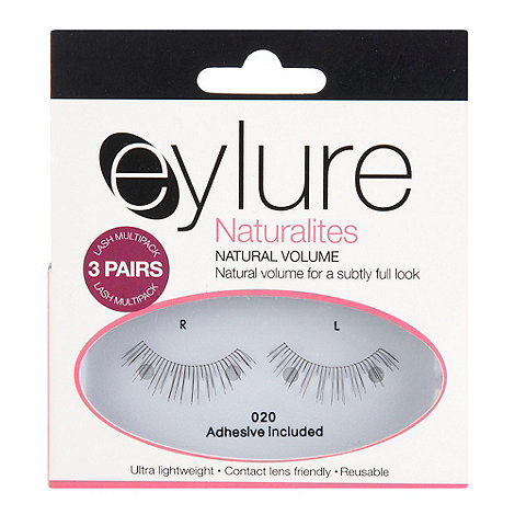 Eylure - Naturalites False Lashes 020 Multi Pack