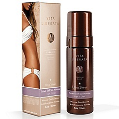 Vita Liberata - Ultra Sheer Tinted Gradual Mousse 100ml