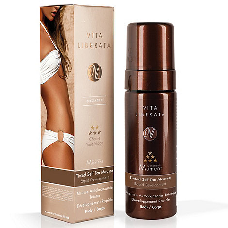 Vita Liberata - Moment by Moment Self Tan Mouse 100ml