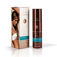 Vita Liberata - Deep Silken Touch Untinted Self Tan Gel: Face 100ml