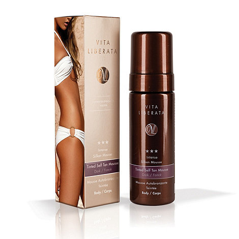 Vita Liberata - Intense silken mousse 100ml