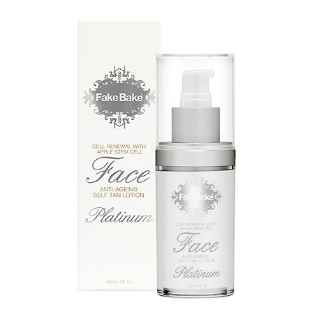 Fake Bake - +Face Platinum+ anti ageing self tan lotion  60ml