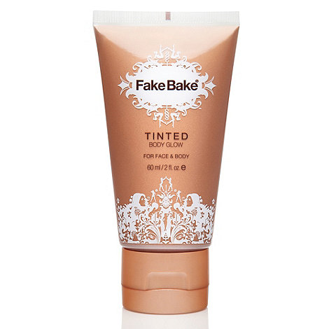 Fake Bake - +Tinted Body Glow+ moisturiser 60ml