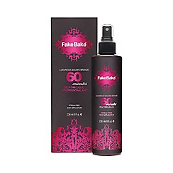 Fake Bake - '60 Minutes' self tan liquid 236ml