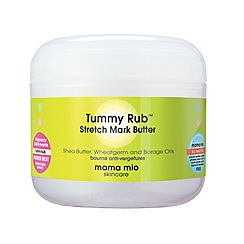 Mama Mio - Tummy rub stretch mark butter 125g