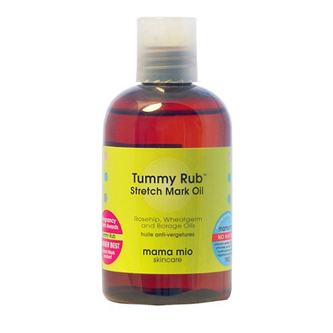 Mama Mio - Tummy rub stretch mark oil 120ml