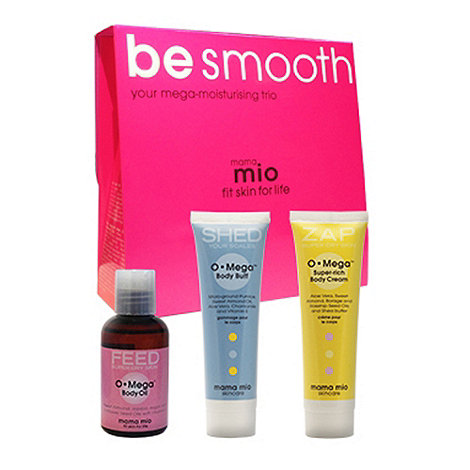 Mama Mio - Be Smooth Gift Set
