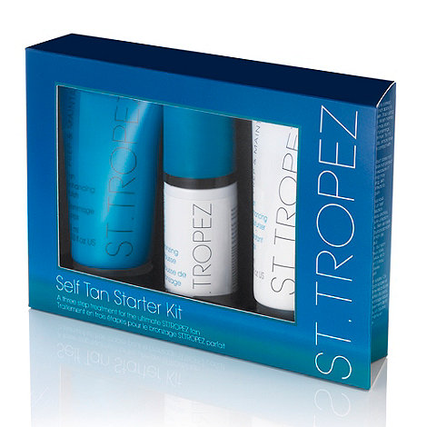 St Tropez - Self Tan Starter Kit Gift Set