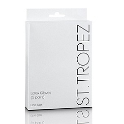 St Tropez - Latex fake tan gloves