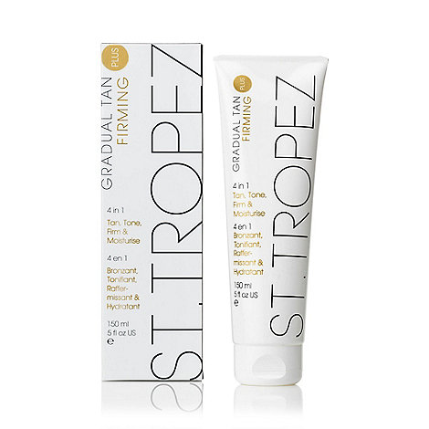 St Tropez - +Gradual Tan Plus+ firming 4 in 1 lotion 150ml
