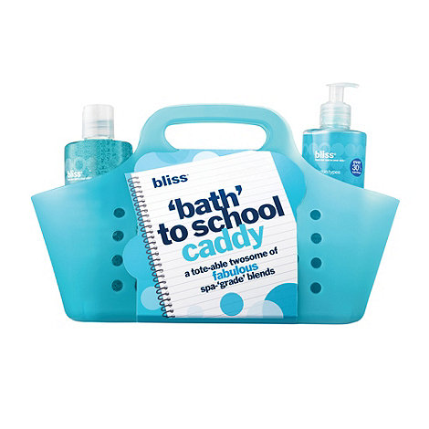 Bliss - Fabulous Bath to School Caddy