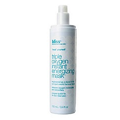 Bliss - Triple oxygen instant energy infusion mask 100ml