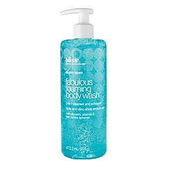Bliss - Fabulous foaming body wash 500ml