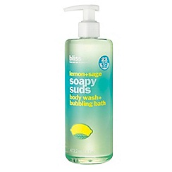 Bliss - Lemon and sage soapy suds 473.2ml