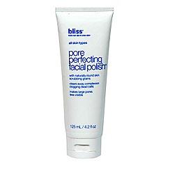 Bliss - Pore perfecting facial polish 125ml