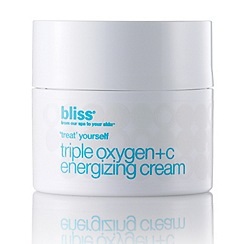 Bliss - Triple Oxygen+C energizing facial cream