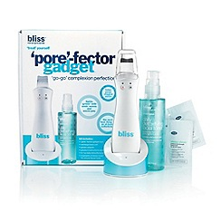 Bliss - Pore-fector gadget