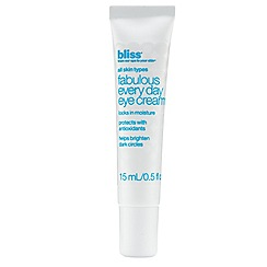 Bliss - Fabulous everyday eye cream 15ml