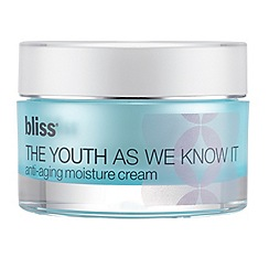 Bliss - The youth as we know it moisture cream 50ml