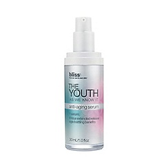 Bliss - The youth as we know it serum 30ml