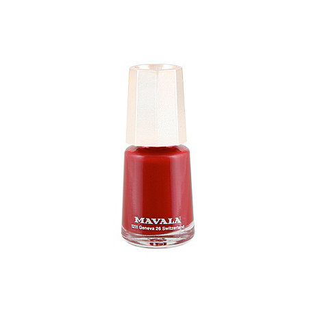 Mavala - Bordeaux mini nail polish