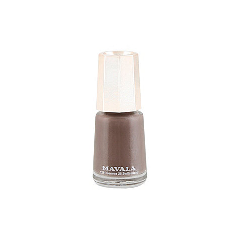 Mavala - Marron Glace mini nail polish