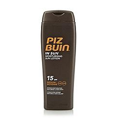 Piz Buin - SPF 15 moisturising sun lotion