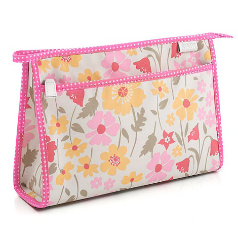 Victoria Green - Summer Meadow Print Wash Bag