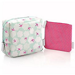 Victoria Green - Debenhams Exclusive: Swallows Print Set of 2