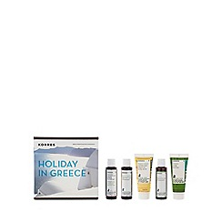Korres - Holiday in Greece collection gift set