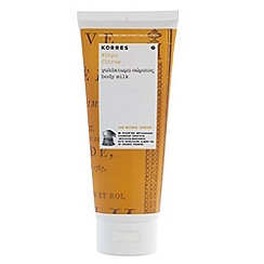 Korres - Citrus Body Milk 200ml