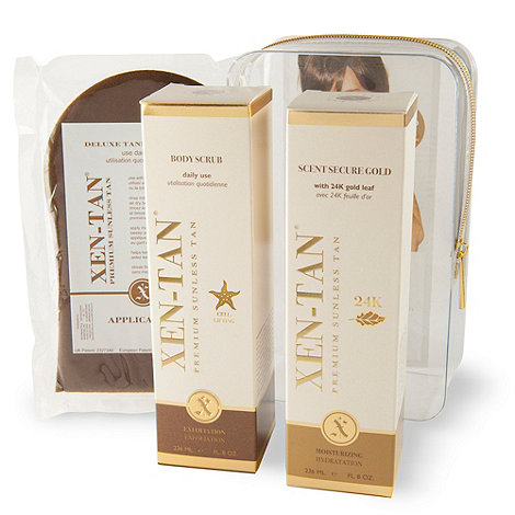 Xen-Tan - Prepare to Bare Tanning Collection Gift Set