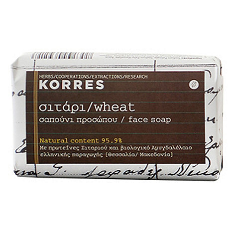 Korres - Wheat face soap 125g