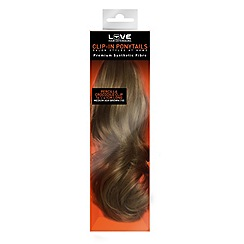 Love Hair Extensions - Percilla drawstring ponytail