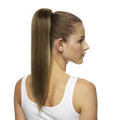Love Hair Extensions - Silky Sue Clip In Ponytail