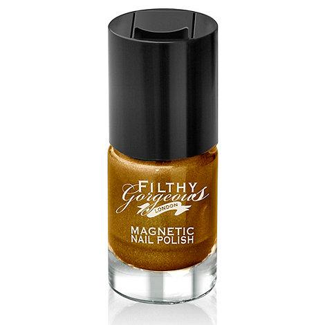 Filthy Gorgeous - Nail Polish- Gold Digger