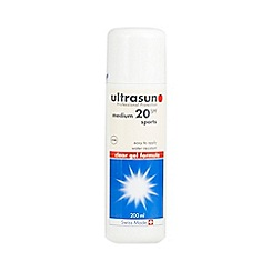 Ultrasun - Sun cream SPF20 200ml