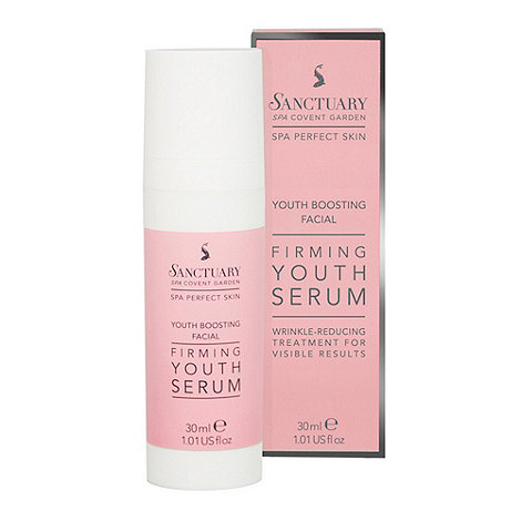 Sanctuary - +Youth Boosting Facial+ firming youth serum 30ml