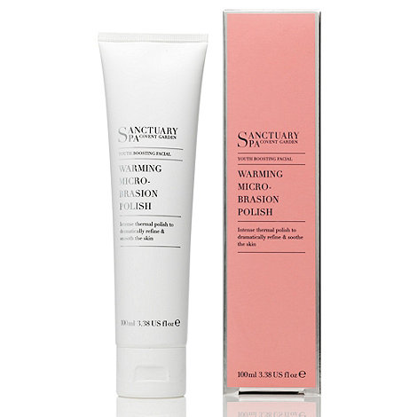 Sanctuary - +Youth Boosting Facial+ warming exfoliator 100ml