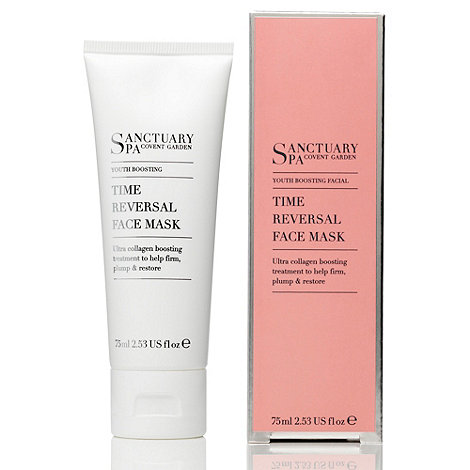 Sanctuary - +Youth Boosting Facial+ time reversal face mask 75ml