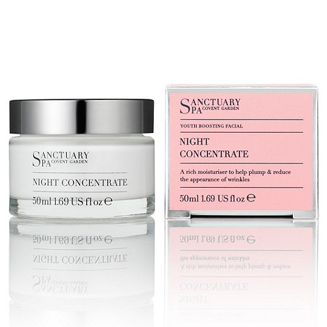 Sanctuary - +Youth Boosting Facial+ night concentrate cream 50ml