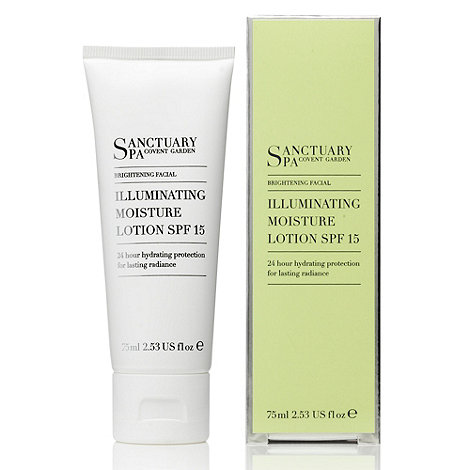 Sanctuary - Illuminating Moisture Lotion SPF 15 75ml